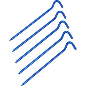 CAMPZ Super Śledzie aluminiowe 18cm, niebieski